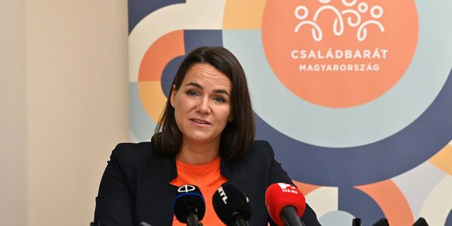 Novák Katalin - Fotó Illyés Tibor